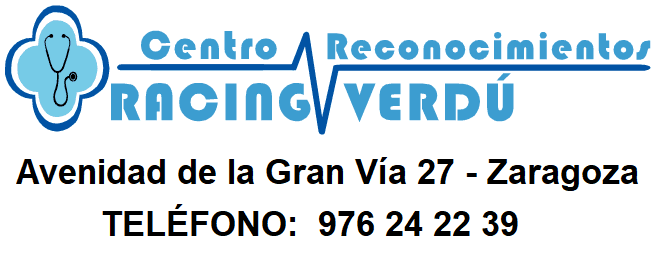 Centro de Reconocimientos Médicos en Zaragoza